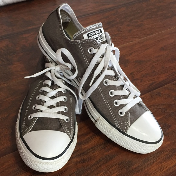 497766adcb40 Converse Other - Converse Chuck Taylor All Star Charcoal Gray 10